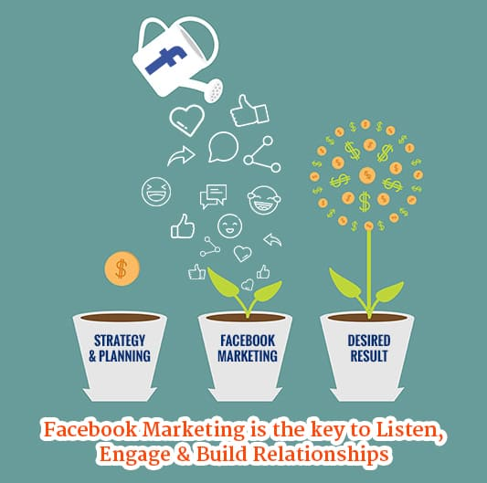 Facebook Advertising Agency in Delhi