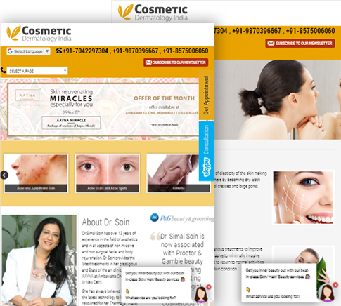 Cosmetic Dermatology India
