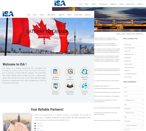 ISA Global Case Study